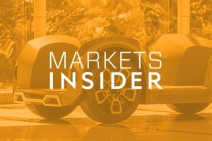 Markets Insider - REE Automotive