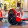 REE Holds European Debut for World's First Truly Flat and Modular Skateboard Chassis at IAA, Frankfurt